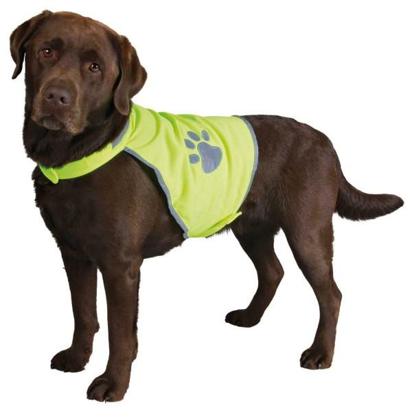 Sicherheitsweste für Hunde reflektierend