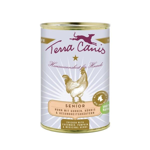 Terra Canis Menü Senior Huhn
