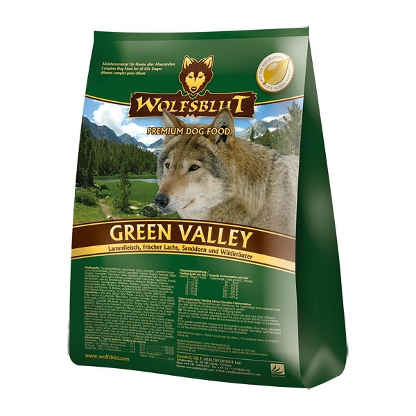 Wolfsblut Trockenfutter Green Valley