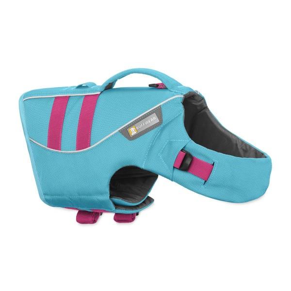 Ruffwear Float Coat Hunde-Schwimmweste Blue Atoll