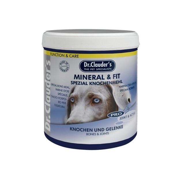 Dr. Clauders Best Choice Mineral & Fit - Spezial Knochenmehl 400g