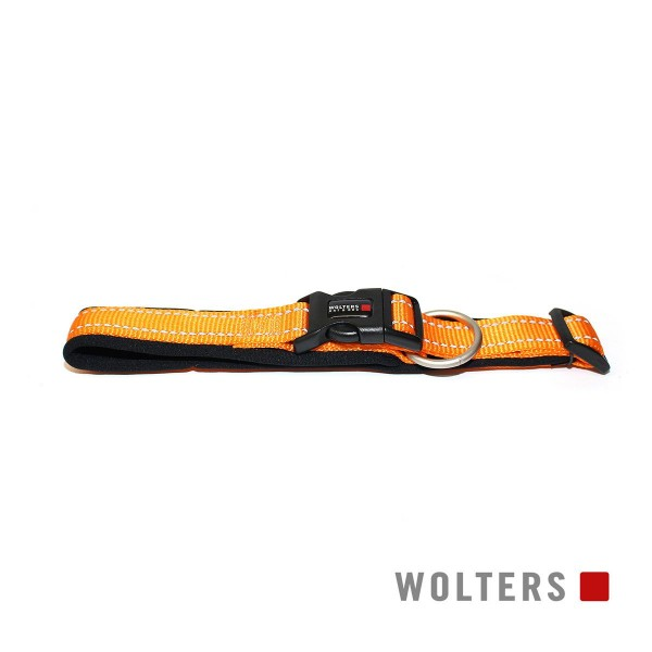 Wolters Soft & Safe Halsband orange