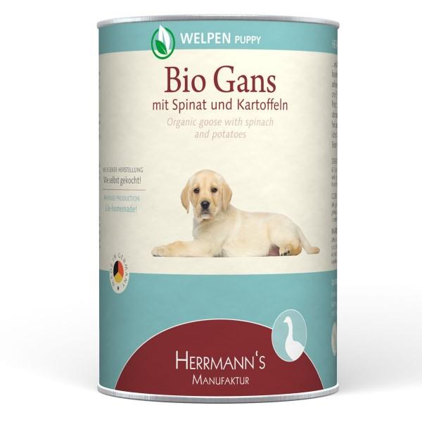 Herrmanns Selection Welpe Bio Gans