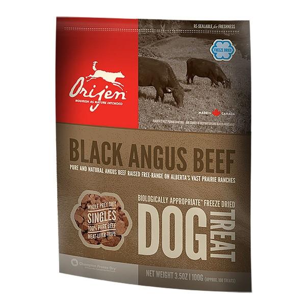 Orijen Freeze Dried Treat Black Angus Beef