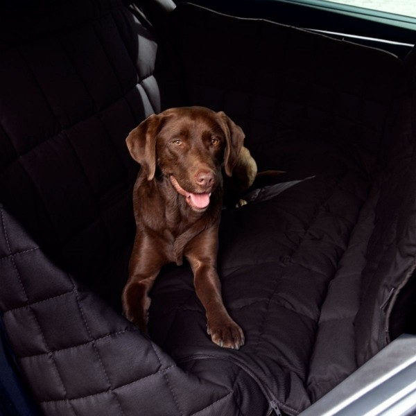 Doctor Bark 3-Sitz Autodecke schwarz