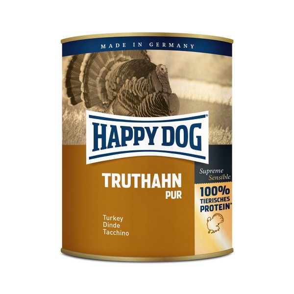 Happy Dog Truthahn Pur Nassfutter