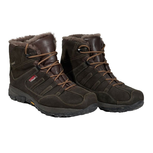 Owney Grassland Winter Outdoor Schuh dunkel braun
