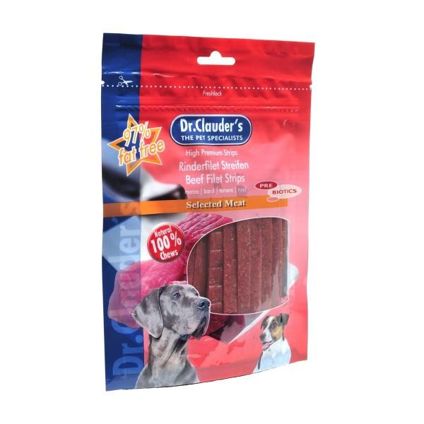 Dr. Clauders Best Choice Rinderfiletstreifen 10 x 80 g